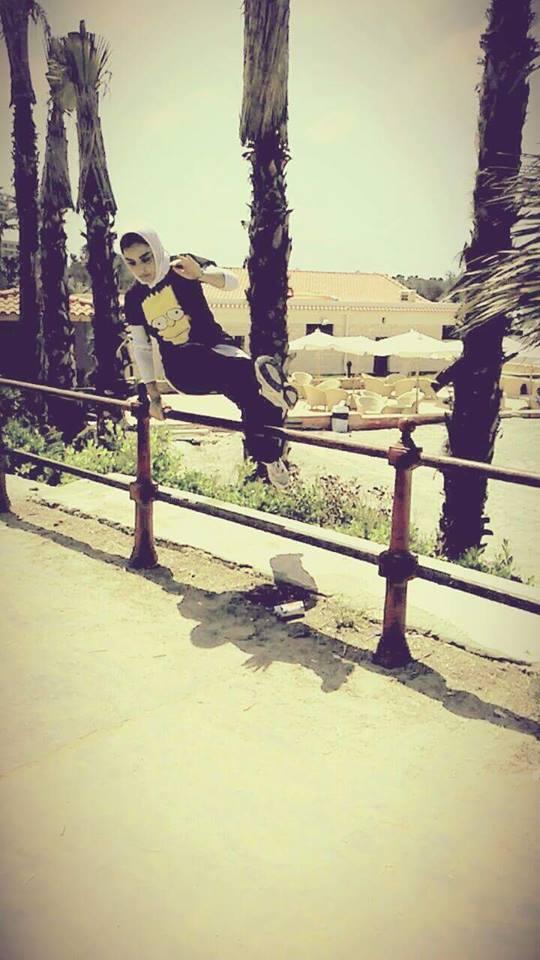 Bassent parkour jump 2