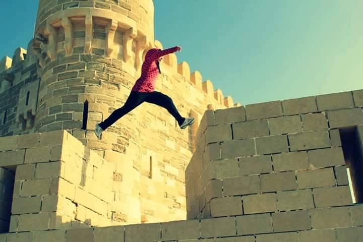 Bassent parkour jump