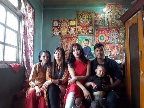 Dinesh Family