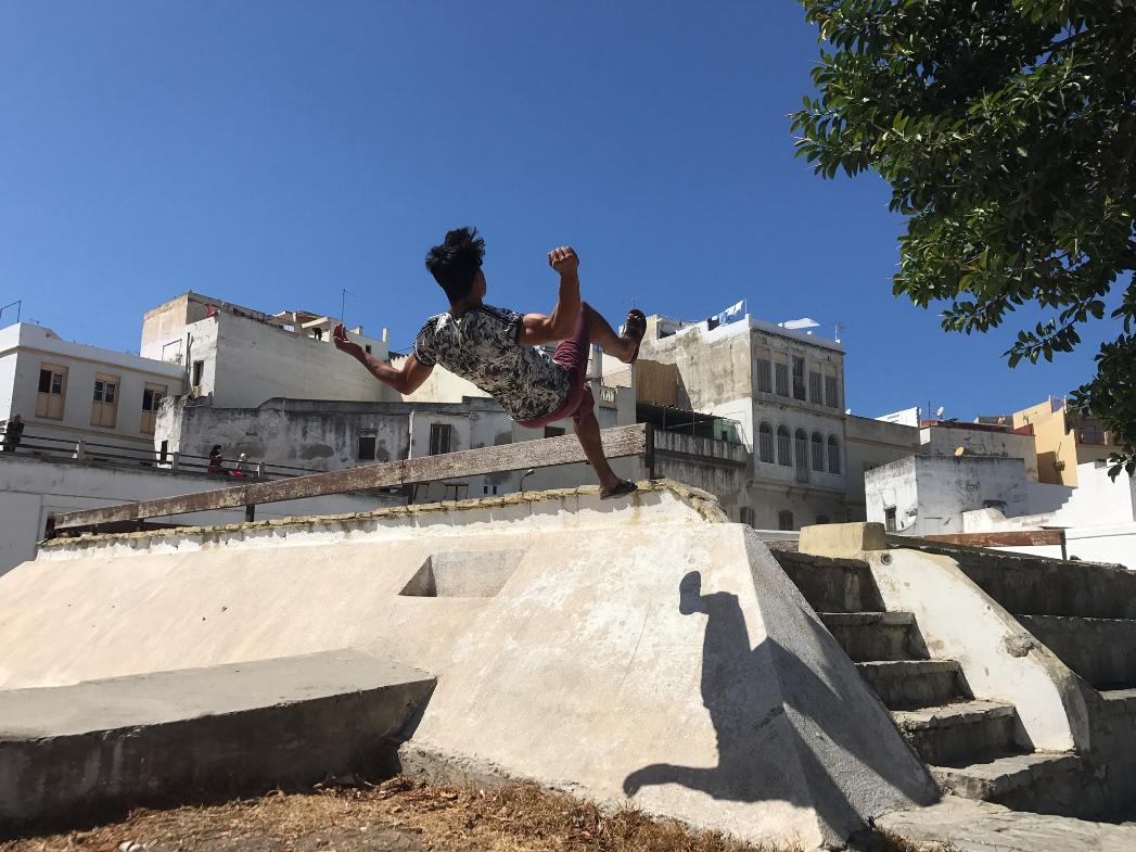 Yassir 1 Jump